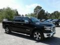 Ram 1500 Laramie Crew Cab 4x4 Diamond Black Crystal Pearl photo #7