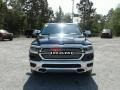 Ram 1500 Laramie Crew Cab 4x4 Diamond Black Crystal Pearl photo #8
