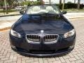 BMW 3 Series 328i Convertible Monaco Blue Metallic photo #7