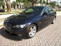BMW 3 Series 328i Convertible Monaco Blue Metallic photo #44