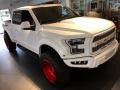 Ford F150 SVT Raptor SuperCrew 4x4 Oxford White photo #24