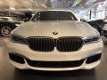 BMW 7 Series M760i xDrive Sedan Alpine White photo #7