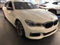 BMW 7 Series M760i xDrive Sedan Alpine White photo #9