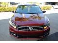 Volkswagen Passat S Sedan Fortana Red Metallic photo #3