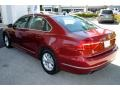 Volkswagen Passat S Sedan Fortana Red Metallic photo #6