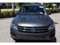 Volkswagen Tiguan S Panther Gray Metallic photo #3