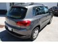 Volkswagen Tiguan S Panther Gray Metallic photo #9