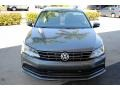 Volkswagen Jetta SE Platinum Gray Metallic photo #3