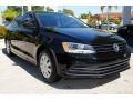 Volkswagen Jetta S Black photo #2
