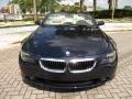 BMW 6 Series 650i Convertible Monaco Blue Metallic photo #7