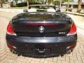 BMW 6 Series 650i Convertible Monaco Blue Metallic photo #15