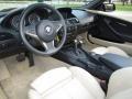 BMW 6 Series 650i Convertible Monaco Blue Metallic photo #37