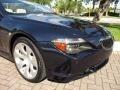BMW 6 Series 650i Convertible Monaco Blue Metallic photo #38