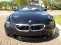 BMW 6 Series 650i Convertible Monaco Blue Metallic photo #40