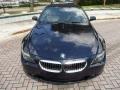 BMW 6 Series 650i Convertible Monaco Blue Metallic photo #73