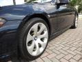 BMW 6 Series 650i Convertible Monaco Blue Metallic photo #75