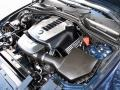 BMW 6 Series 650i Convertible Monaco Blue Metallic photo #92