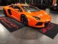 Lamborghini Aventador LP 700-4 Arancio Atlas (Orange) photo #2