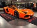 Lamborghini Aventador LP 700-4 Arancio Atlas (Orange) photo #3