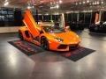 Lamborghini Aventador LP 700-4 Arancio Atlas (Orange) photo #5