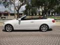 BMW 3 Series 335i Convertible Alpine White photo #3