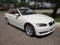 BMW 3 Series 335i Convertible Alpine White photo #9