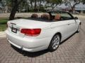 BMW 3 Series 335i Convertible Alpine White photo #13