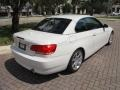 BMW 3 Series 335i Convertible Alpine White photo #17