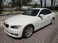 BMW 3 Series 335i Convertible Alpine White photo #33