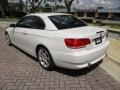 BMW 3 Series 335i Convertible Alpine White photo #37