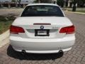 BMW 3 Series 335i Convertible Alpine White photo #39