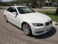 BMW 3 Series 335i Convertible Alpine White photo #43