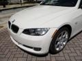 BMW 3 Series 335i Convertible Alpine White photo #76