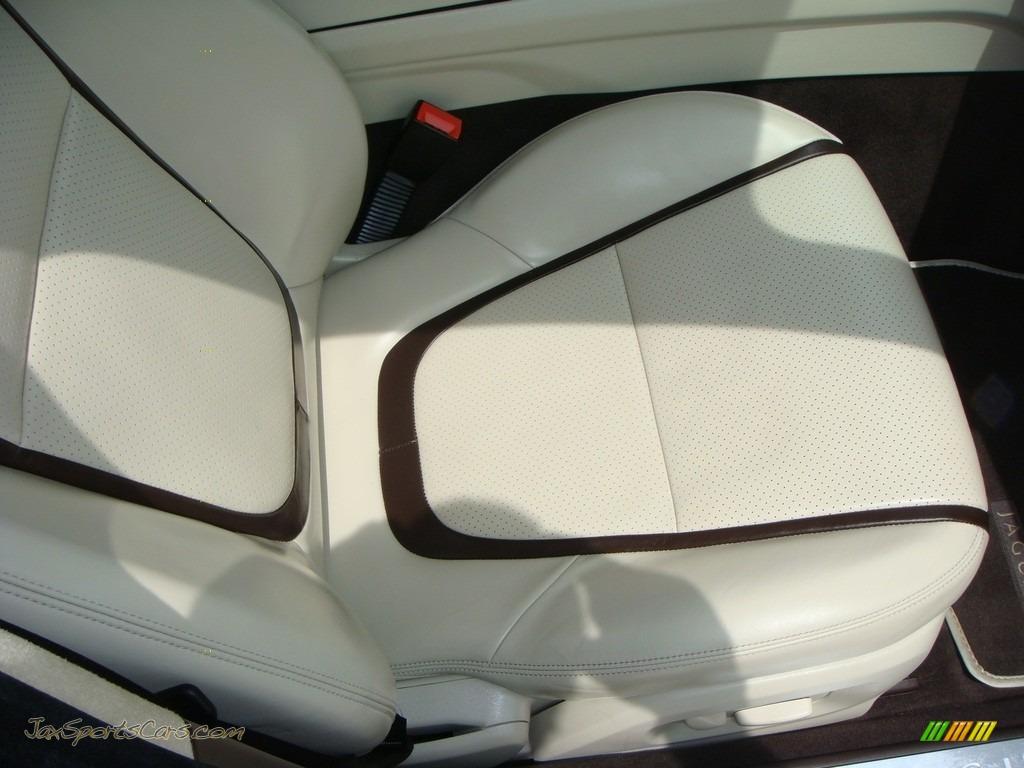 2013 XF 3.0 - Cashmere Metallic / Ivory/Warm Charcoal photo #22