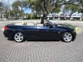 BMW 3 Series 328i Convertible Monaco Blue Metallic photo #3