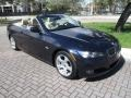 BMW 3 Series 328i Convertible Monaco Blue Metallic photo #5