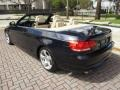 BMW 3 Series 328i Convertible Monaco Blue Metallic photo #13