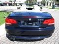 BMW 3 Series 328i Convertible Monaco Blue Metallic photo #35