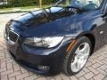 BMW 3 Series 328i Convertible Monaco Blue Metallic photo #40