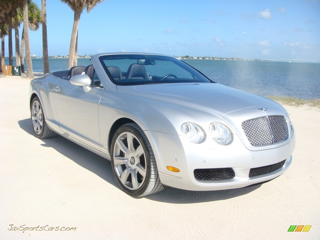 2007 Continental GTC  - Moonbeam / Nautic photo #1