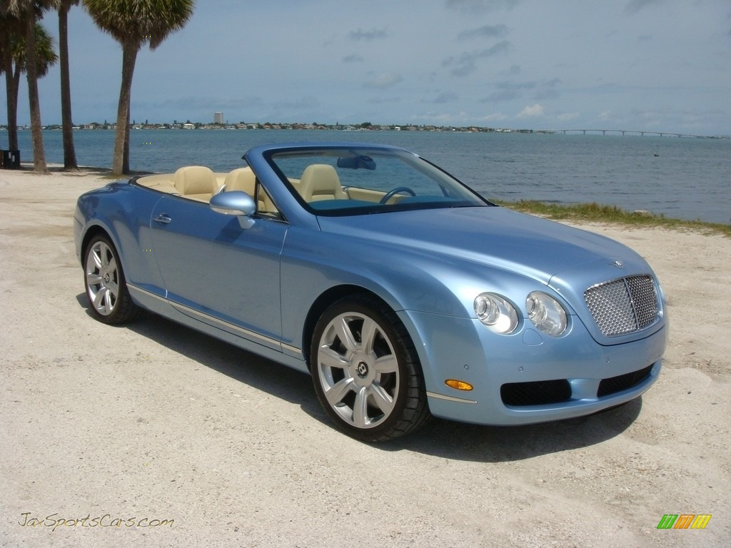 2008 Continental GTC  - Silverlake / Magnolia photo #1