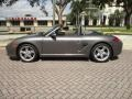 Porsche Boxster  Meteor Grey Metallic photo #11
