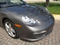 Porsche Boxster  Meteor Grey Metallic photo #26