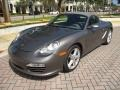 Porsche Boxster  Meteor Grey Metallic photo #46