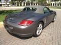 Porsche Boxster  Meteor Grey Metallic photo #52