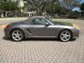 Porsche Boxster  Meteor Grey Metallic photo #54
