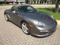 Porsche Boxster  Meteor Grey Metallic photo #56