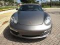Porsche Boxster  Meteor Grey Metallic photo #59