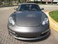 Porsche Boxster  Meteor Grey Metallic photo #75