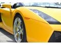Lamborghini Gallardo Spyder E-Gear Giallo Midas photo #11